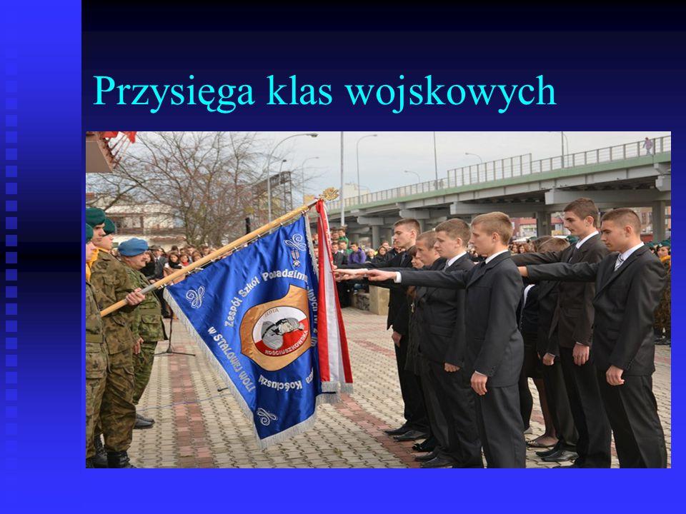 Przysięga klas wojskowych