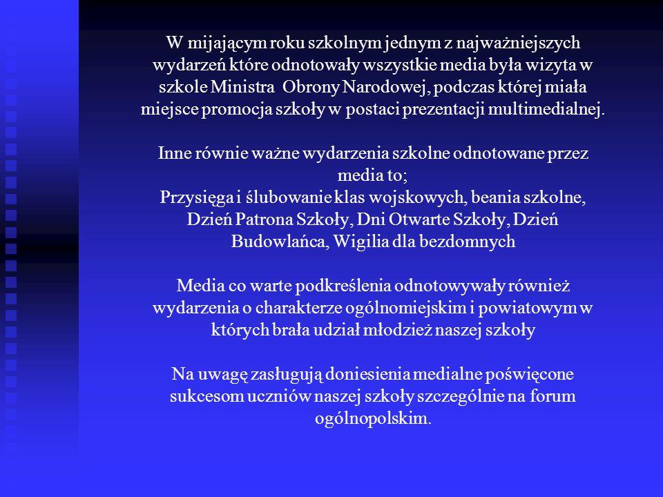 Wizyta Ministra Obrony Narodowej T.Siemoniaka