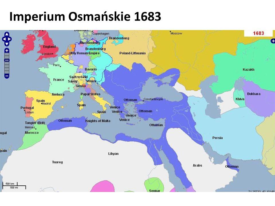Imperium Osmańskie 1683