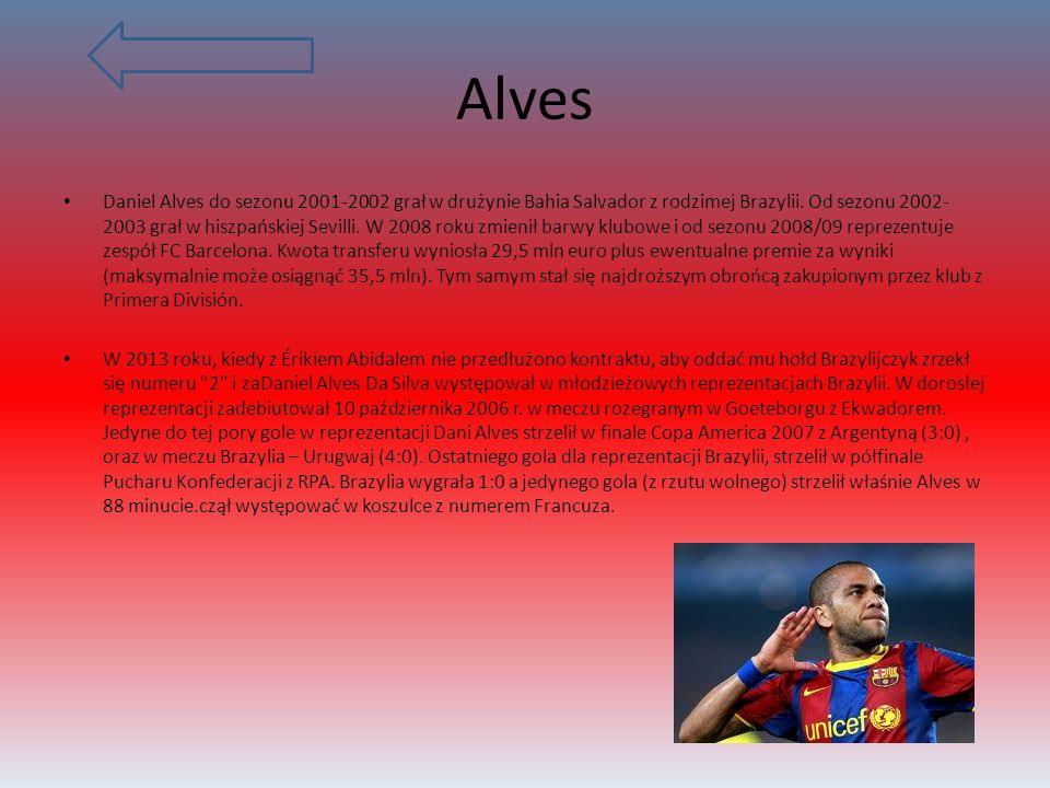Iniesta Andrés Iniesta do FC Barcelony dołączył w 1996 roku po turnieju w Brunette, gdzie występował w zespole Albacete Balompié.