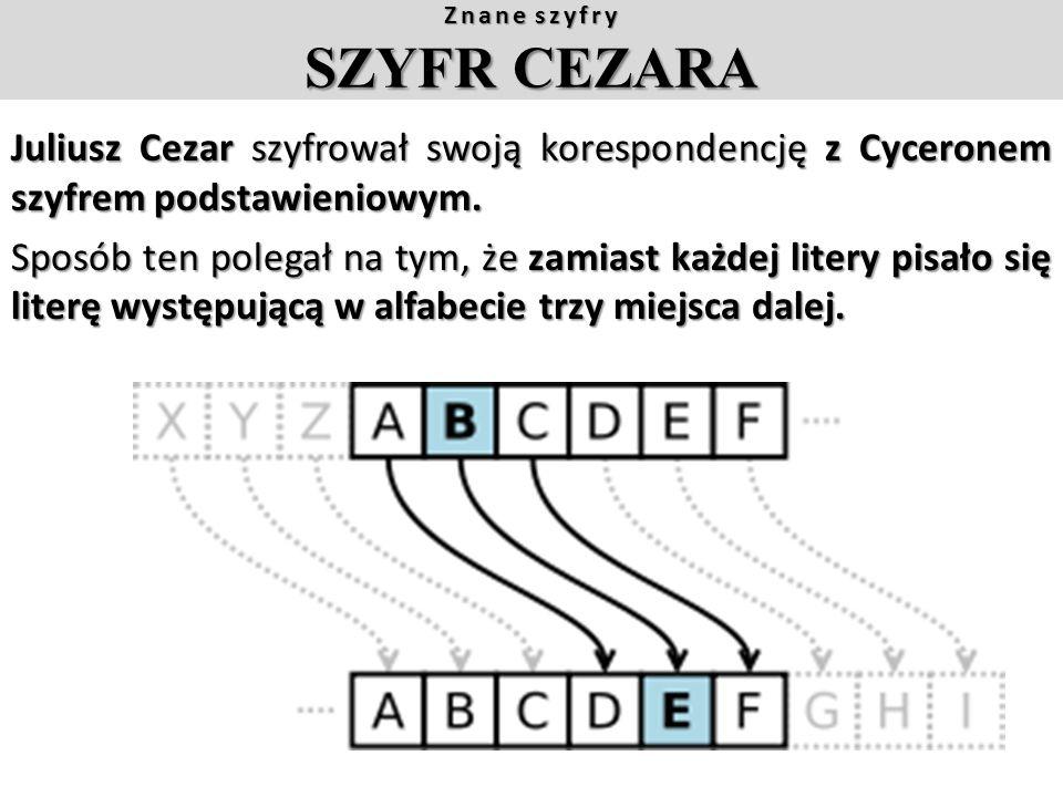 Kryptoanaliza Celem kryptoanalizy jest odnalezienie słabości systemu kryptografi- cznego, a tym samym umożliwienie jego złamania lub obejścia. Działan