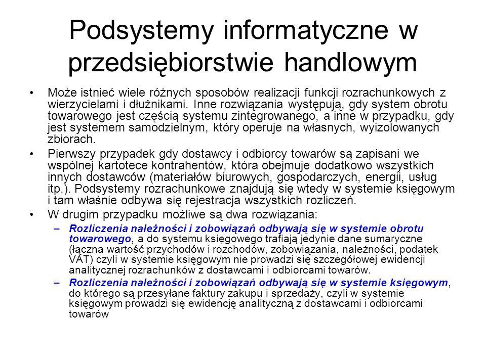 Raportowanie i administracja Funkcje raportujące mogą udostępnić raporty które prezentują informacje zgromadzone w dwóch lub więcej podsystemach, np.