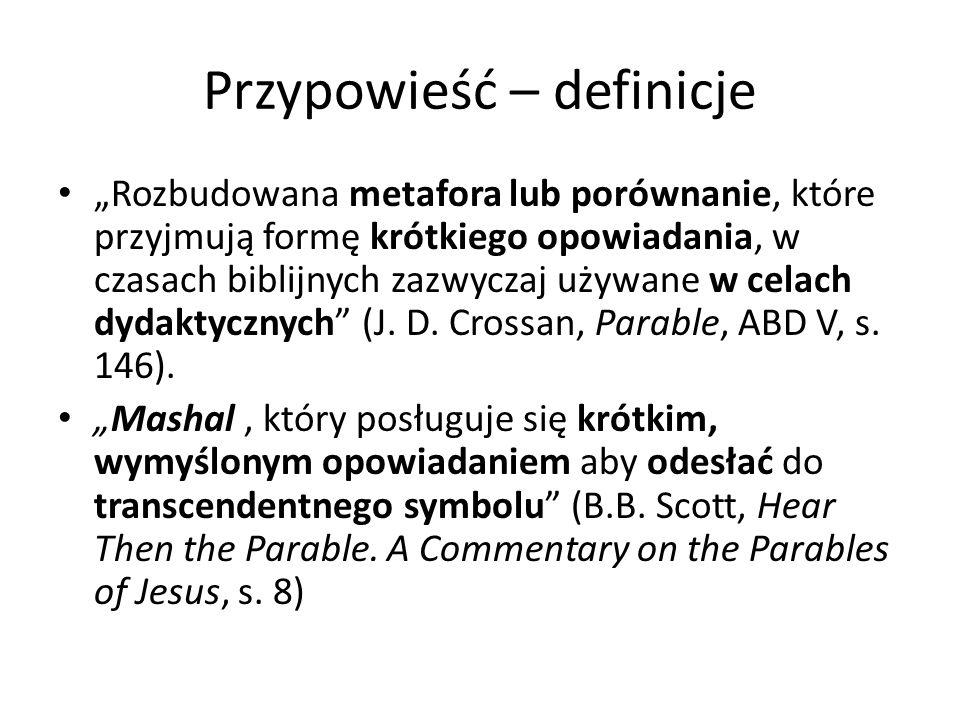 Przykładowa literatura polskojęzyczna A.Paciorek, Ewangelia według świętego Mateusza, t.