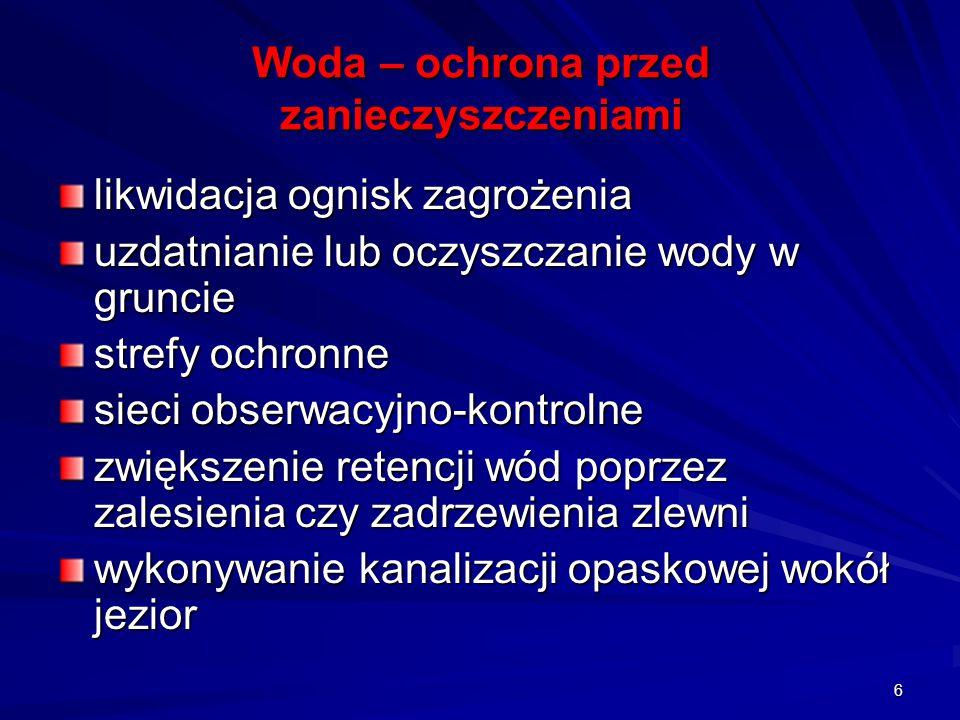 47 Ozon 10 % w dolnej troposferze 90 % w stratosferze: UV UV 10% ozonu  zachorowań na raka skóry o 26%