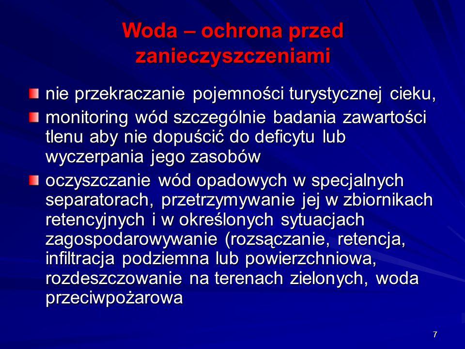 Mapa rozmieszczenia złóż węgli kamiennych, węgli brunatnych i torfów w Polsce.