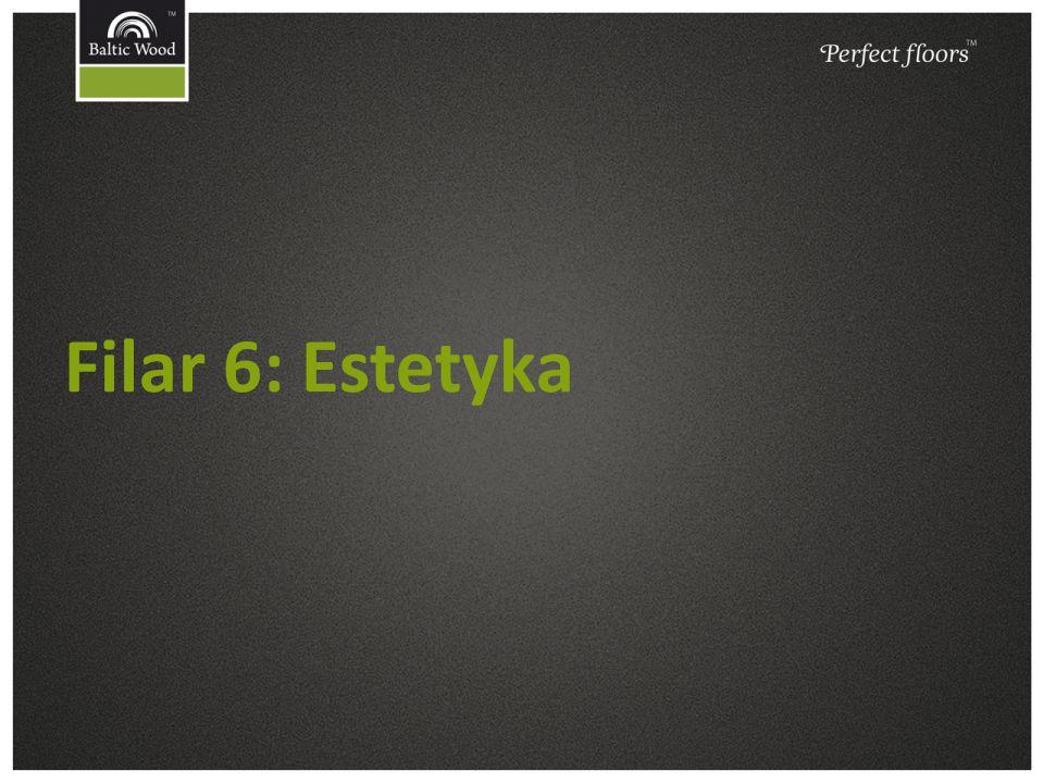 Filar 6: Estetyka