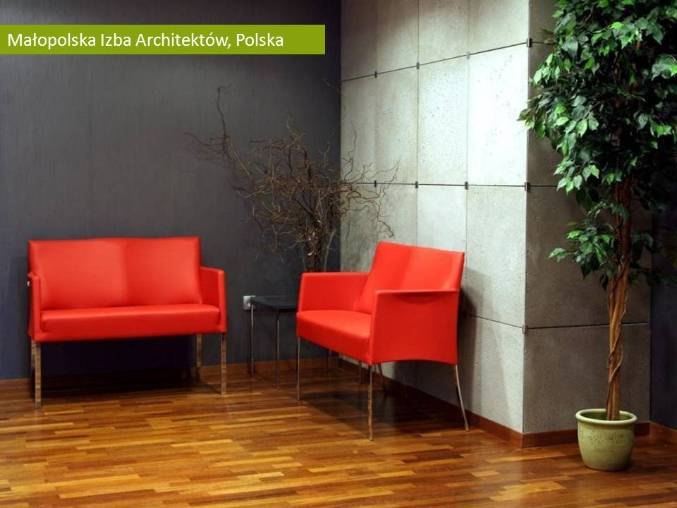 Małopolska Izba Architektów, Polska