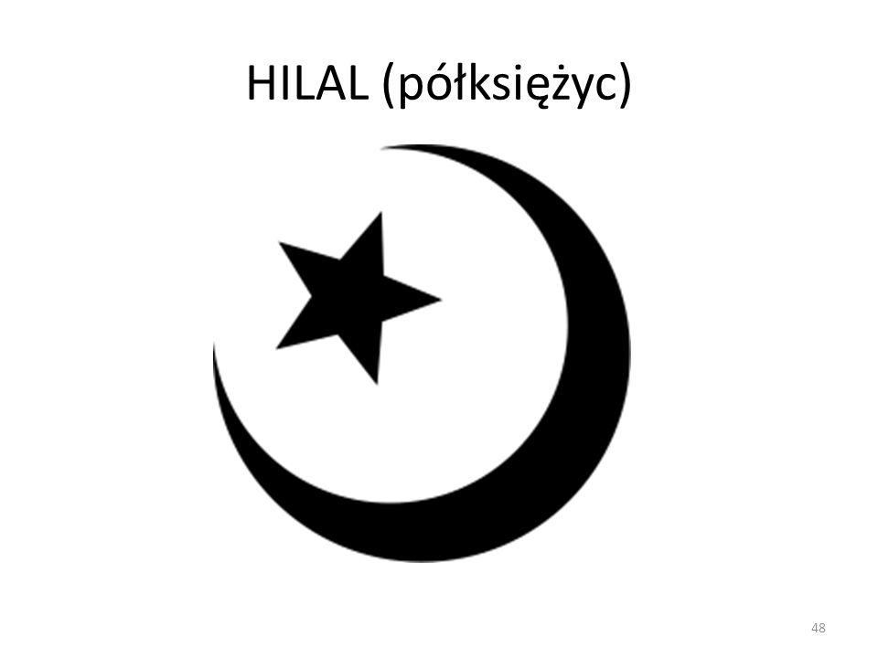 HILAL (półksiężyc) 48
