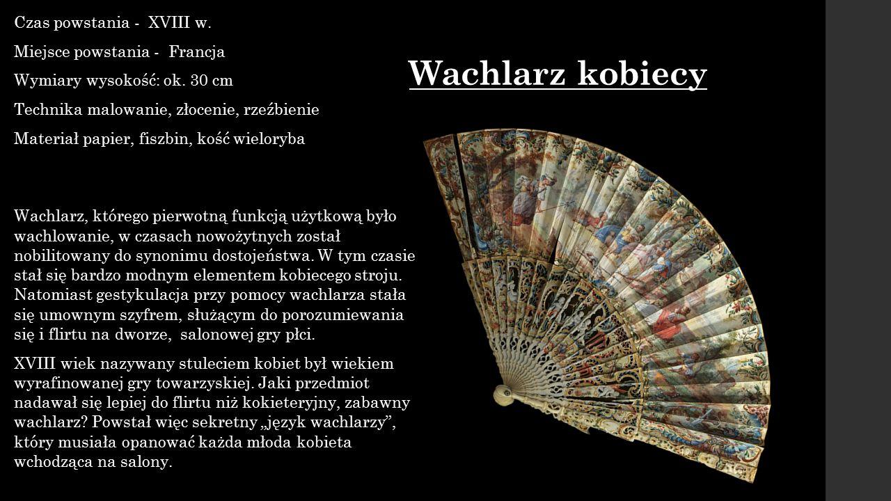 Naszyjnik z Czerska Czas powstania - wczesne średniowiecze Miejsce powstania - Czersk, powiat chojnicki, woj.