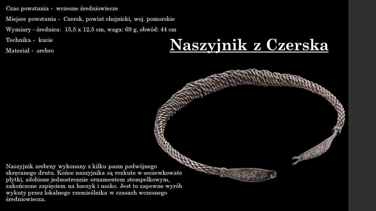 Katana kobieca (kaftan) z Bronowic Czas powstania XIX/XX w.