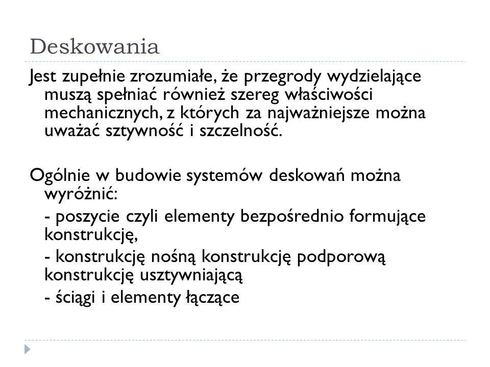 Systematyka urządzeń formujących Podział współczesnych urządzeń formujących (L.