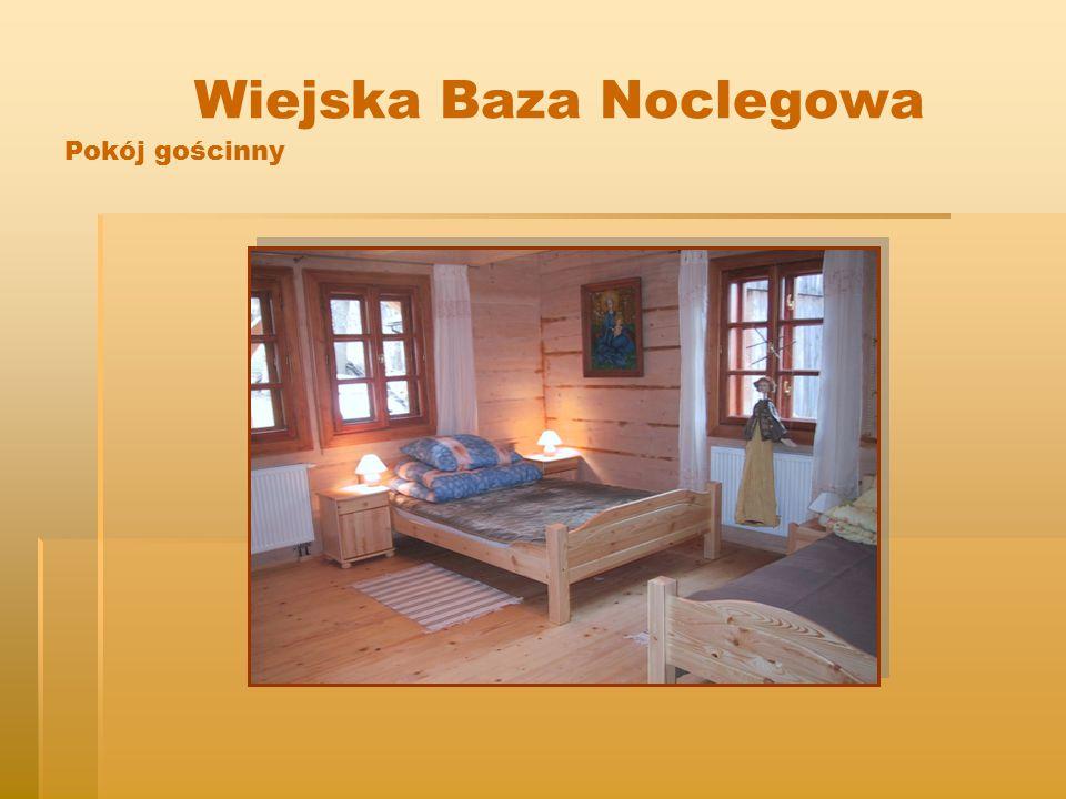 Wiejska Baza Noclegowa Pokój gościnny