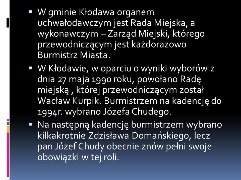 Odrodzenie Samorządu Terytorialnego i jego wpływ na rozwój gminy.  W 1990 roku Polacy po raz pierwszy w powojennej historii Polski mogli w wolnych wy