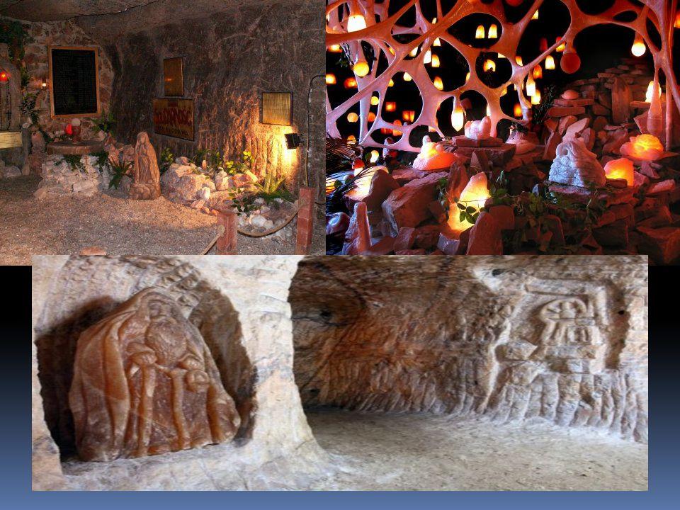 Podziemna Trasa Turystyczna.  W 2007r. podziemne wyrobiska kopalni zostały wpisane do rejestru zabytków Wielkopolskiego Wojewódzkiego Konserwatora. 