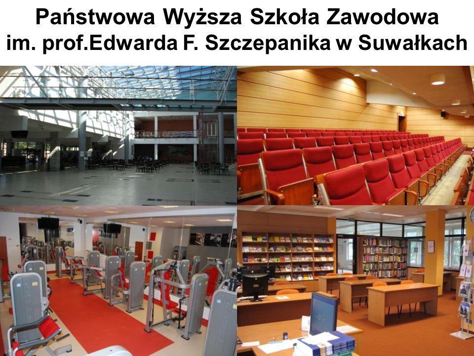 6-te miejsce w rankingu szkół wyższy PWSZ 2011 i 2012 oraz 2014 Państwowa Wyższa Szkoła Zawodowa w Suwałkach