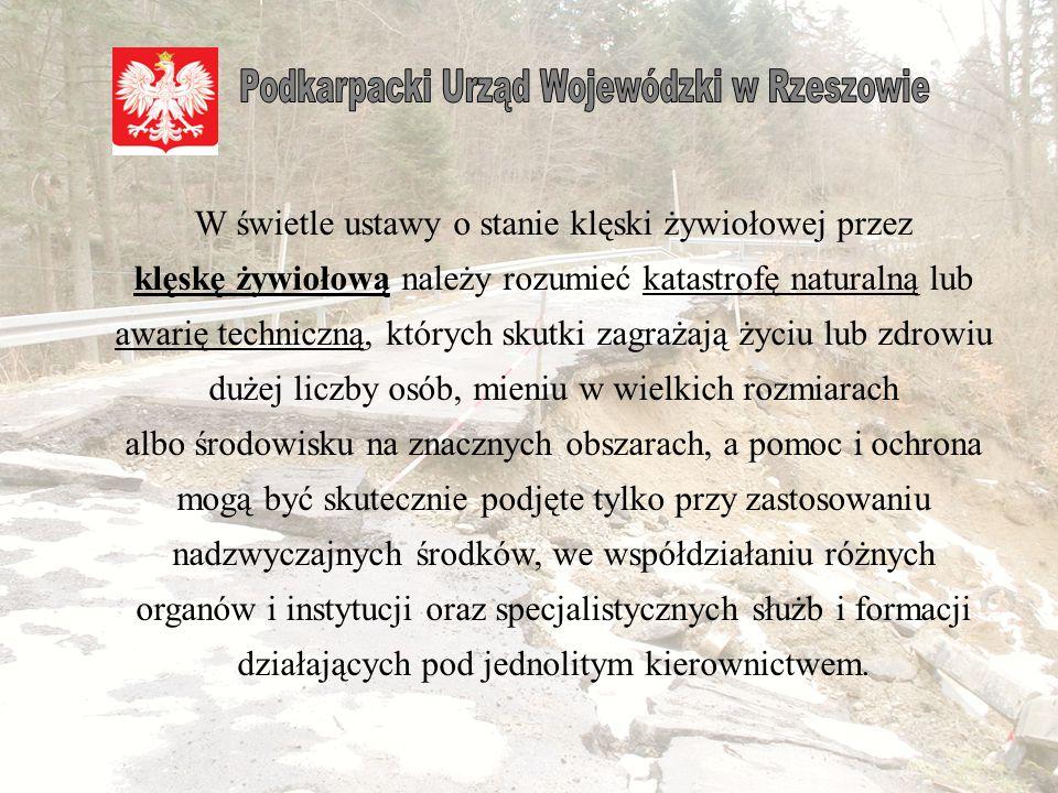 Na stronie promocyjnej PUW zamieszczony został wykaz dokumentów niezbędnych do uzyskania opinii Wojewódzkiego Zespołu Nadzorującego Realizację Zadań w zakresie Przeciwdziałania Ruchom Osuwiskowym oraz Usuwania ich Skutków http://rzeszow.uw.gov.pl Usuwanie skutków ruchów osuwiskowych ziemi Usuwanie skutków ruchów osuwiskowych ziemi