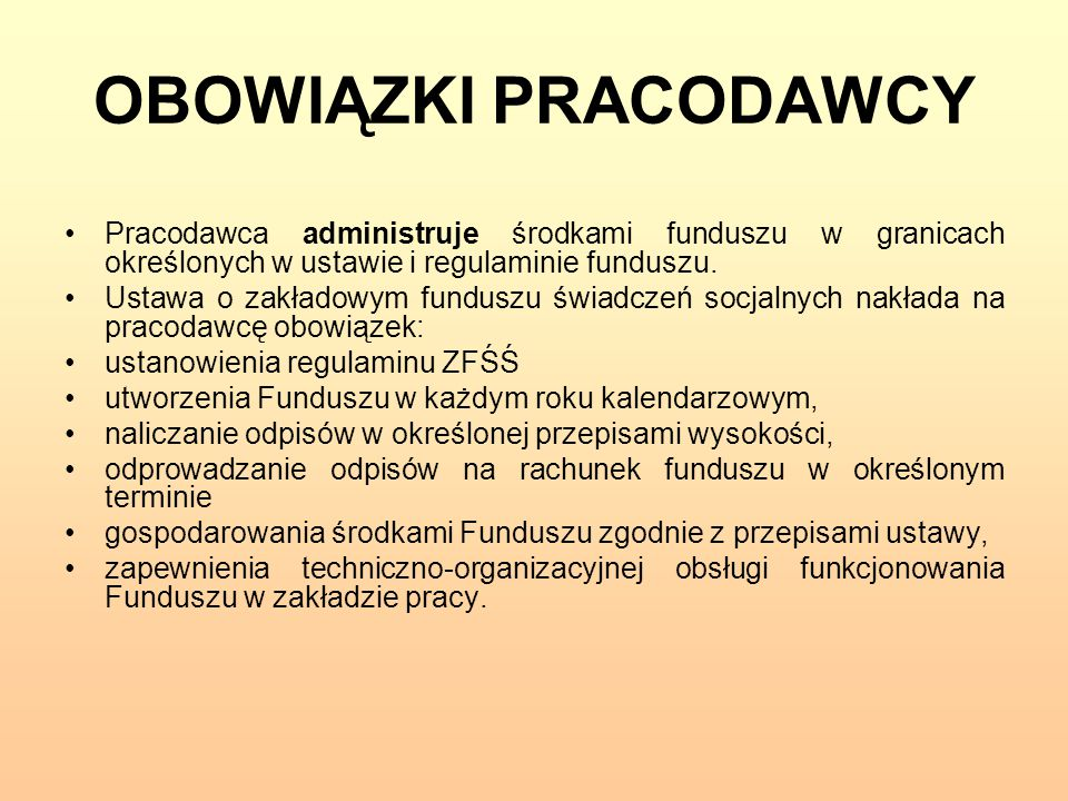 KRYTERIA PRZYZNAWANIA POMOCY Z orzecznictwa Sądu Najwyższego; ciąg dalszy: Z drugiej strony w wyroku z dnia 23 października 2008 r., II PK 74/08, OSNP 2010, nr 7-8, poz.