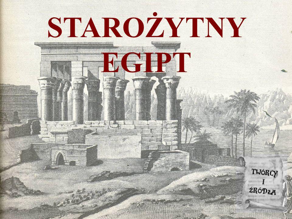 """ŹRÓDŁA: """"Wyznania Kleopatry - Margaret George """"Egipt - świat faraonów – wyd."""