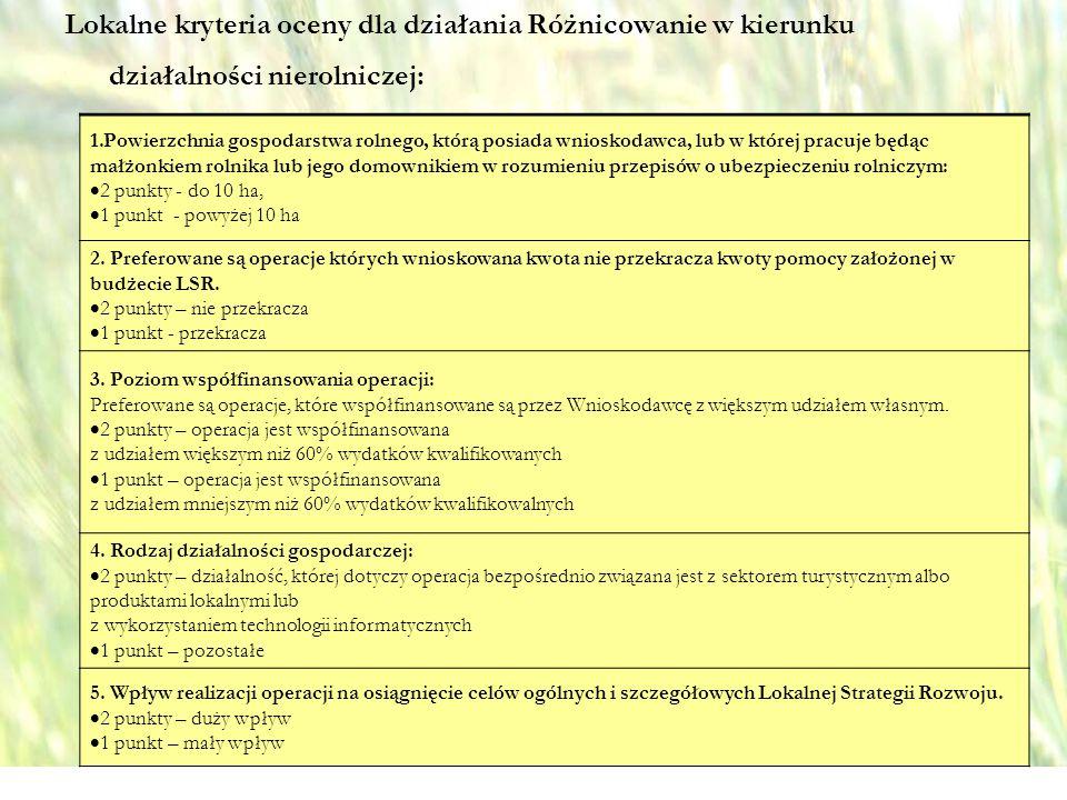 opracował: Bartłomiej Raczek40 Oś IV LEADER Małe projekty Zakres pomocy: 1) podnoszenie świadomości społeczności lokalnej, w tym przez organizację szkoleń i innych przedsięwzięć o charakterze edukacyjnym i warsztatowym dla podmiotów z obszaru objętego LSR, 2) podnoszenie jakości życia społeczności lokalnej na obszarze objętym LSR, w tym przez: a.