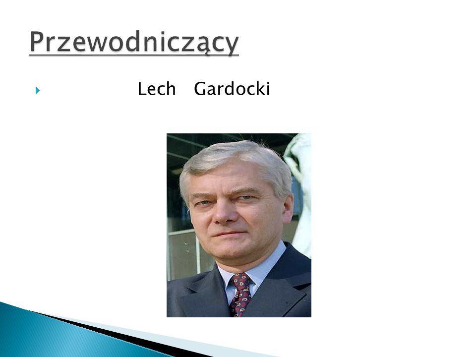  Lech Gardocki