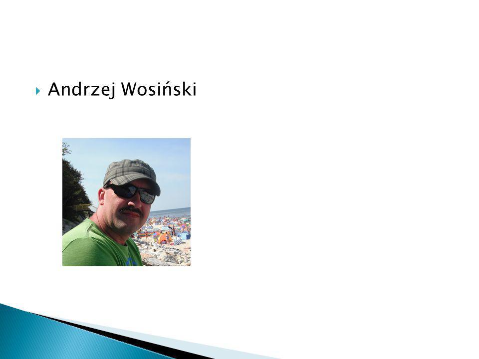  Andrzej Wosiński