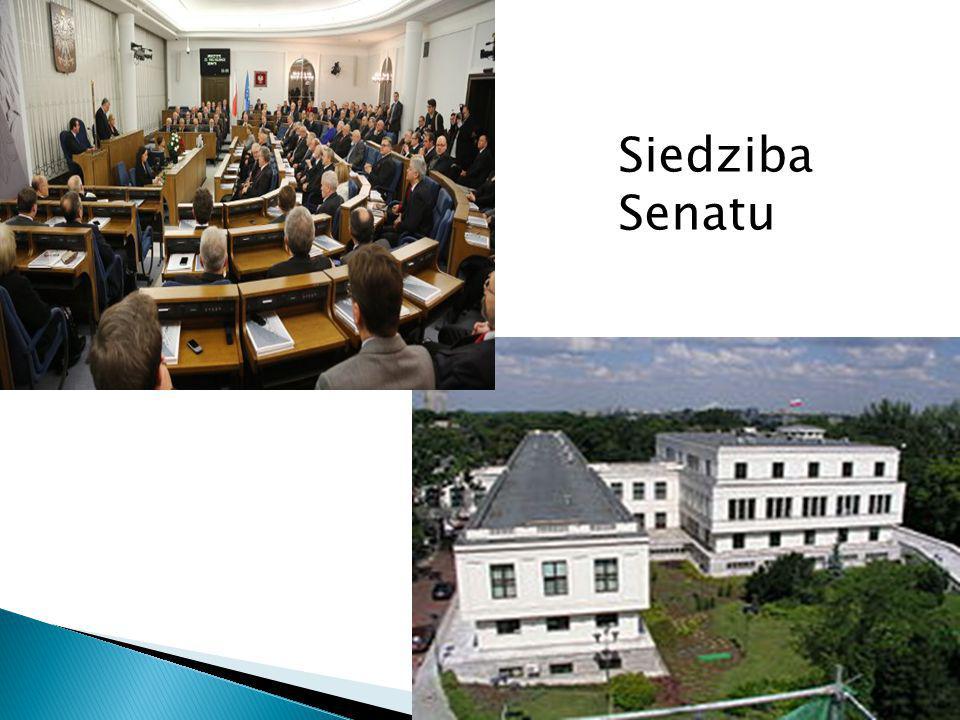 Senat liczy 100 senatorów wybieranych w wyborach powszechnych i bezpośrednich, w głosowaniu tajnym.