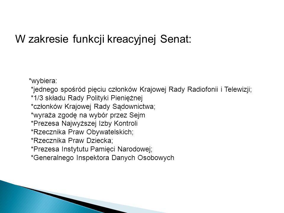 Szczególną formą obrad izb parlamentu jest wspólne posiedzenie posłów i senatorów w postaci Zgromadzenia Narodowego, obradujące pod przewodnictwem Marszałka Sejmu, lub w jego zastępstwie Marszałka Senatu.