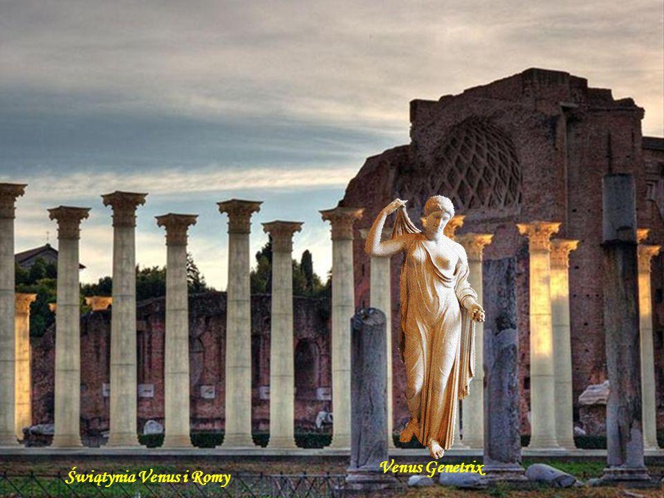Mauzoleum Hadriana - grobowiec przeznaczony dla cesarza Hadriana, jego rodziny oraz następców. Wzniesiono go pod koniec życia cesarza (ok. 135 r., - 1