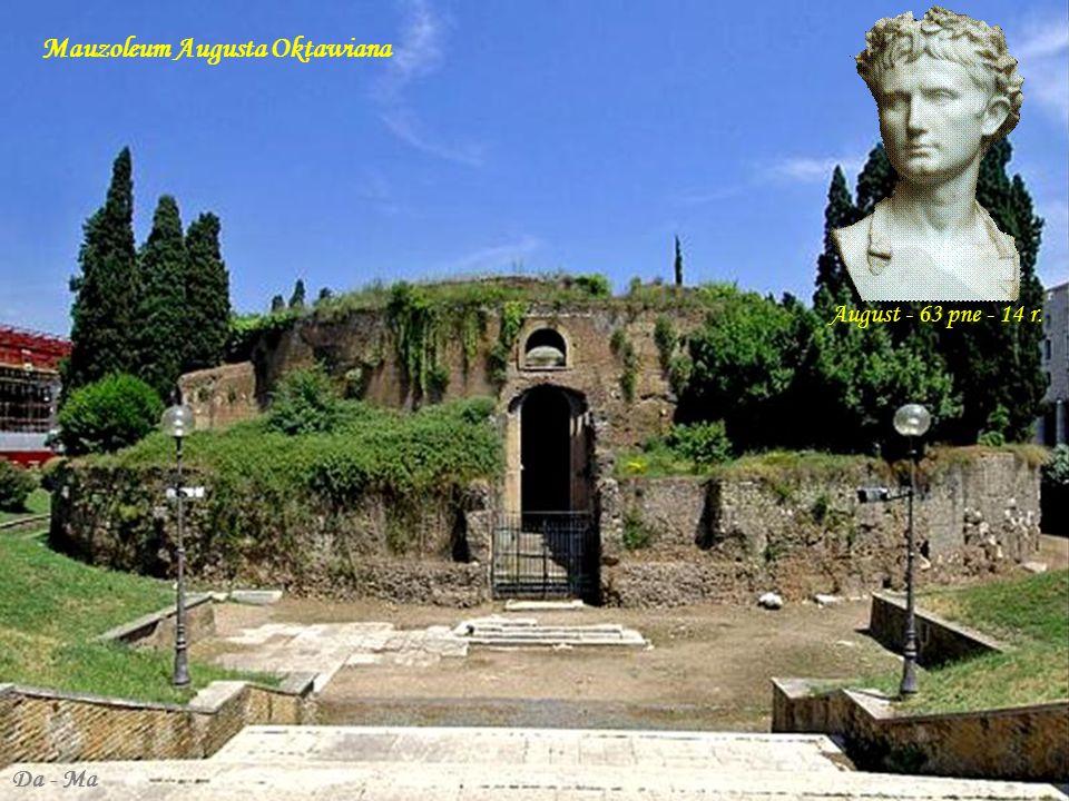 Dom Cezara (Palatyn) Gajusz Juliusz Cezar (100 – 44 pne)