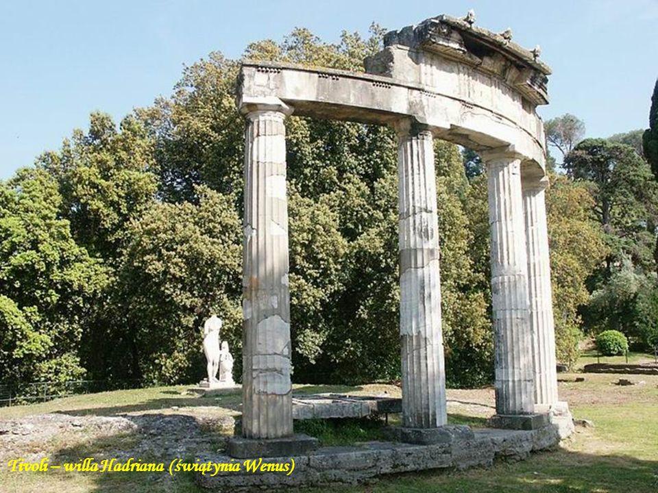 Da - Ma Grobowce patrycjuszy wzdłuż Via Appia