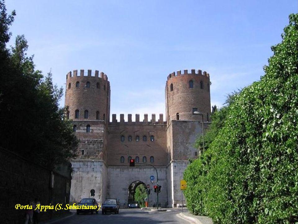 Da - Ma Porta Appia (S. Sebastiano )