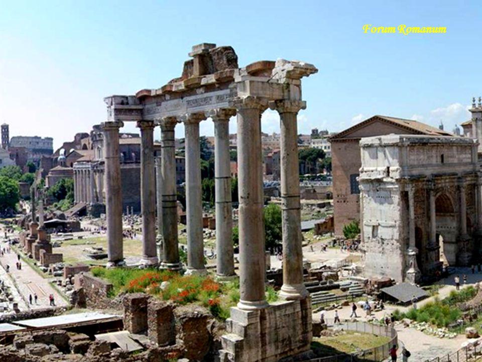 Da - Ma Ostia Antica – widok ruin