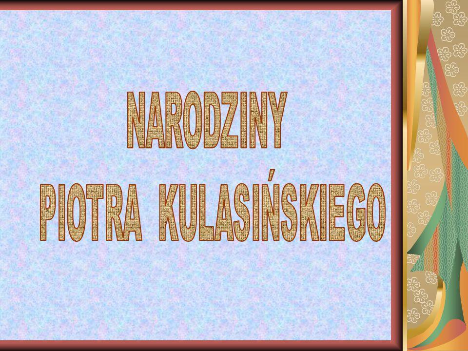 ,,Oprócz wojskowej pracy konspiracyjnej Piotr Kulasiński zajmował się także tajnym nauczaniem.