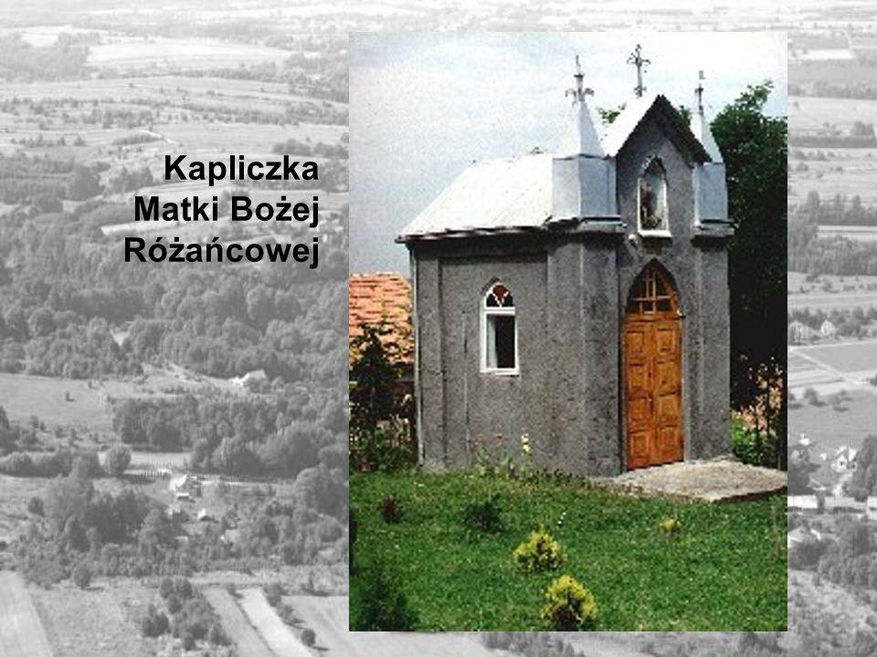 Kapliczka Matki Bożej Różańcowej
