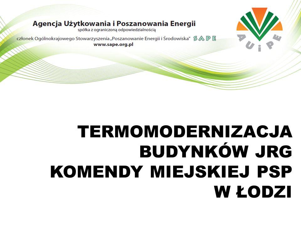 JRG 7 Łódź ul.Strażacka 1/3 PODSUMOWANIE INWESTYCJI CAŁKOWITY KOSZT INWESTYCJI (brutto) 1.434.