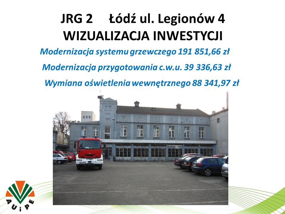 JRG 8 Łódź ul.