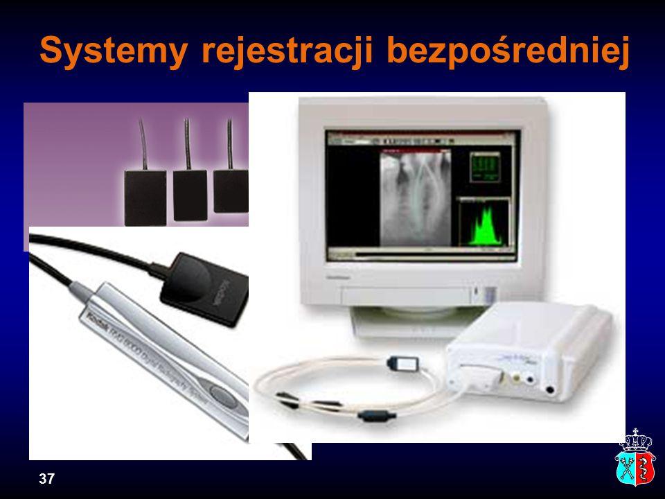 37 Systemy rejestracji bezpośredniej
