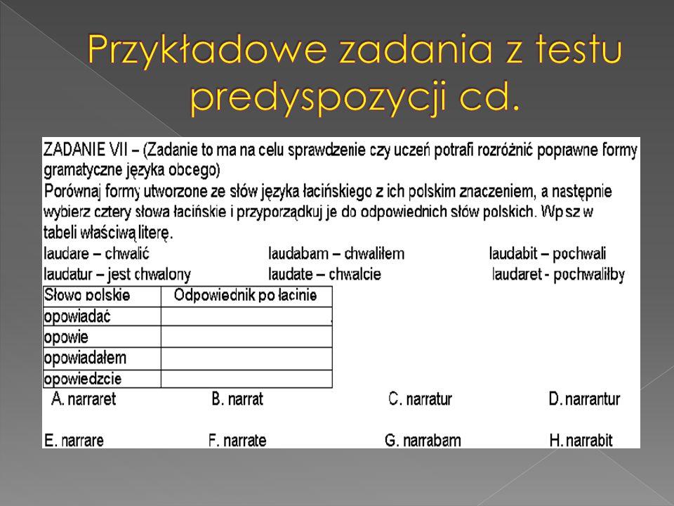  W ułatwieniu procesu uczenia się niezwykle ważne jest, żeby każda informacja była i n t e r e s u j ą c a.