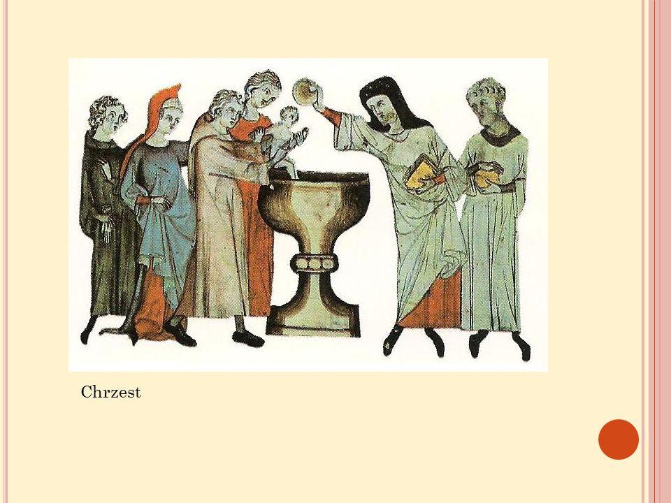 P ĘTANIE Przyjmuje się, że średniowieczne dziecko pierwszy rok swojego życia było owijane szmatkami jak mumia i zostawiane w kołysce.