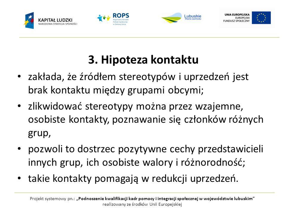 """Projekt systemowy pn.: """"Podnoszenie kwalifikacji kadr pomocy i integracji społecznej w województwie lubuskim realizowany ze środków Unii Europejskiej 4."""