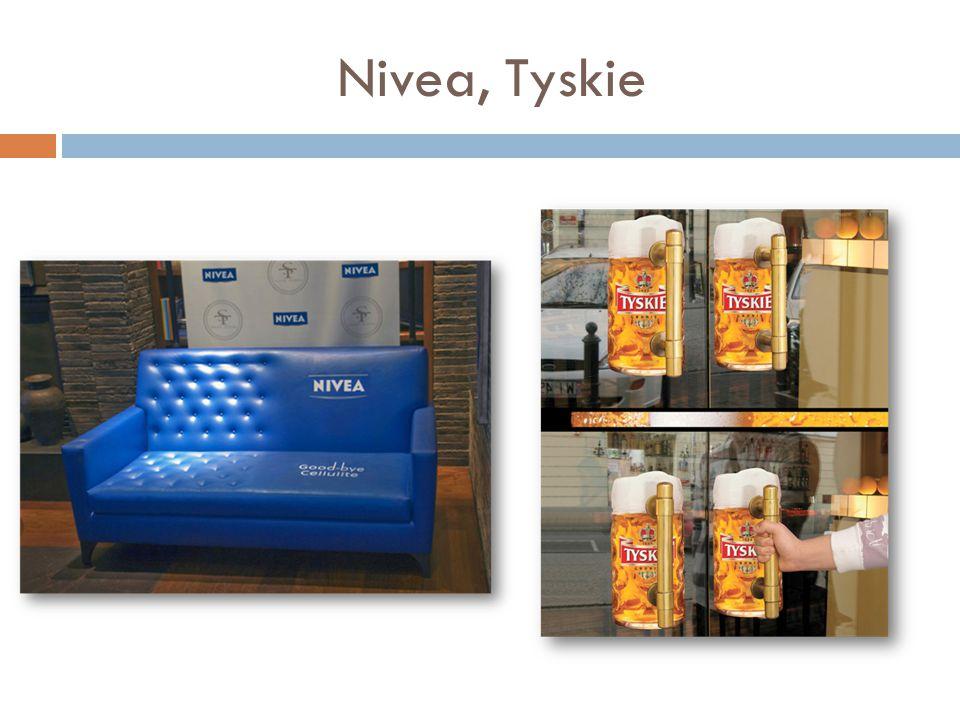 Nivea, Tyskie