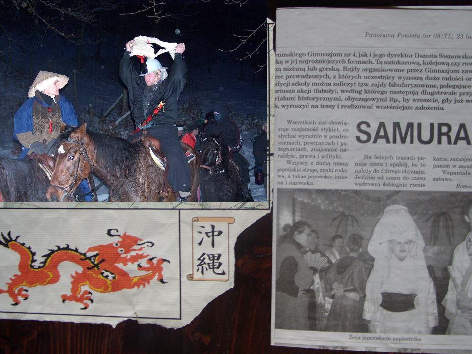 """""""SAMURAJE – 2005 r."""