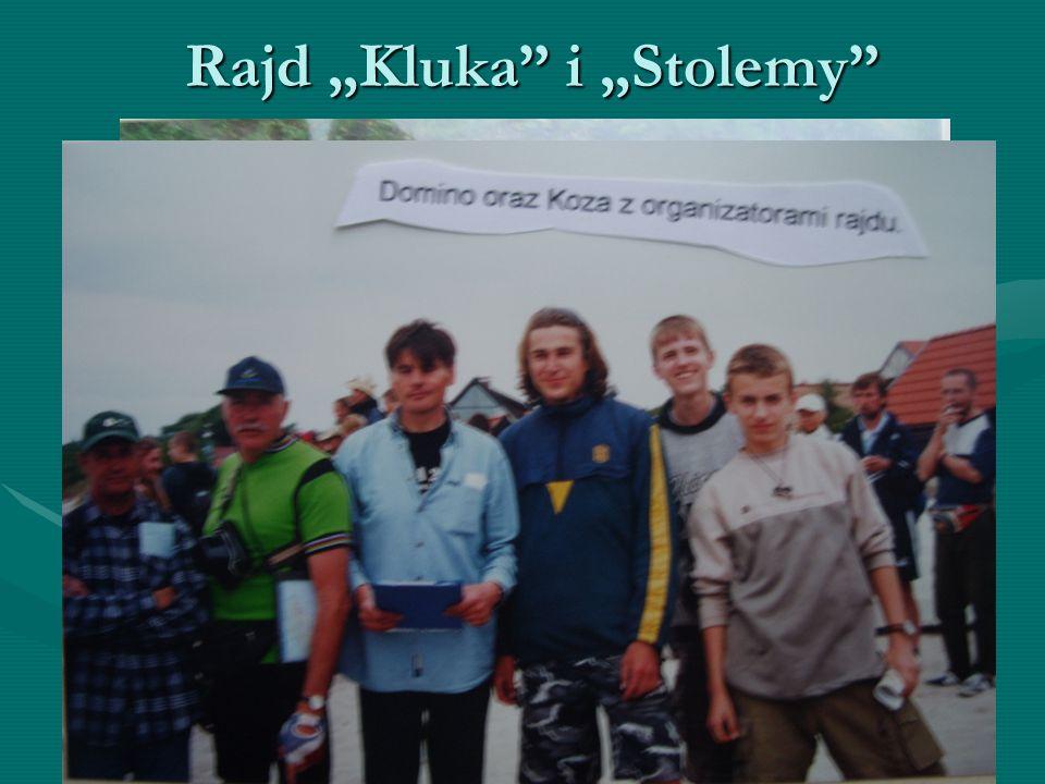 """Rajd """"Kluka i """"Stolemy"""