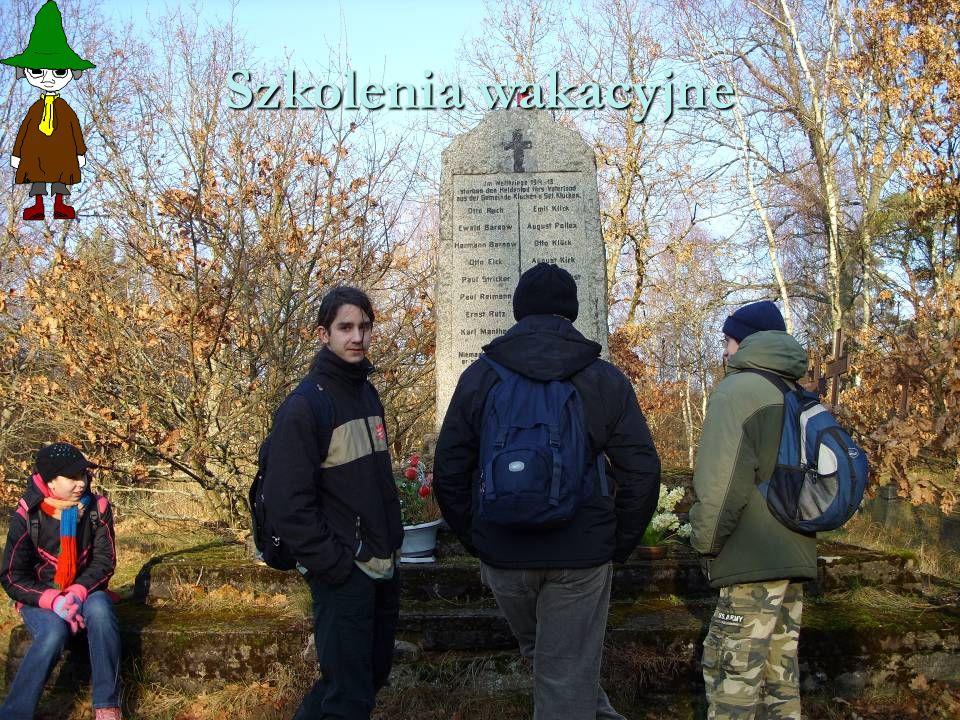 Szkolenia wakacyjne Szkolenie w Smołdzinie 2008 Szkolenia wakacyjne