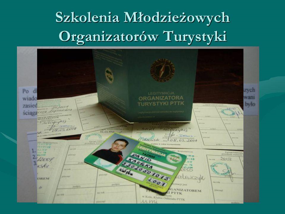 Źródła: 1.Kroniki SKKT 2.Dokumentacja zdjęciowa koła 3.Dyplomy i rejestry Opracowała: Danuta Sosnowska