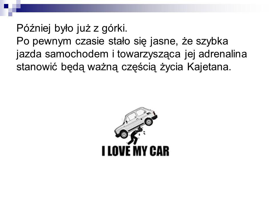 W opinii Krzysztofa Hołowczyca jest obecnie najbardziej perspektywicznym zawodnikiem rajdowym w Polsce.