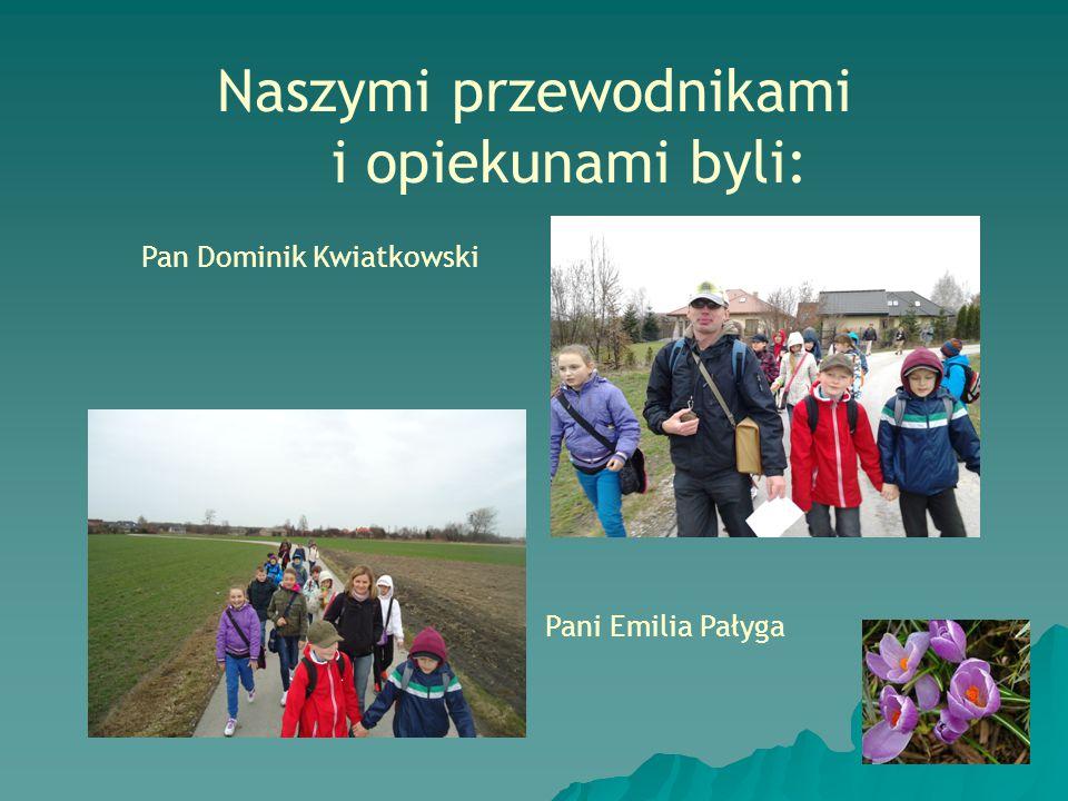 """W sobotę 20 kwietnia 2013 roku odbył się rajd """"Wiosenne kwiaty 2013 ."""