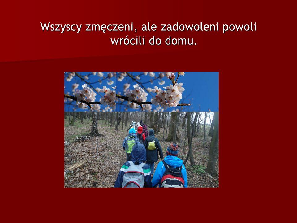 MMMMeta rajdu znajdowała się w leśniczówce Gałków.