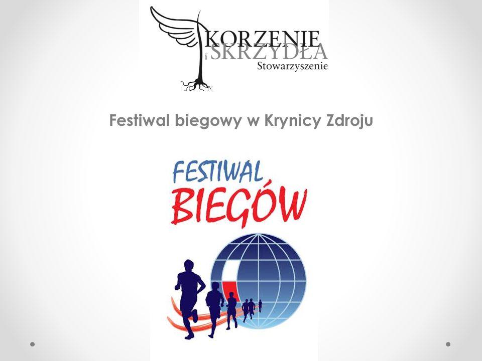 Festiwal biegowy w Krynicy Zdroju