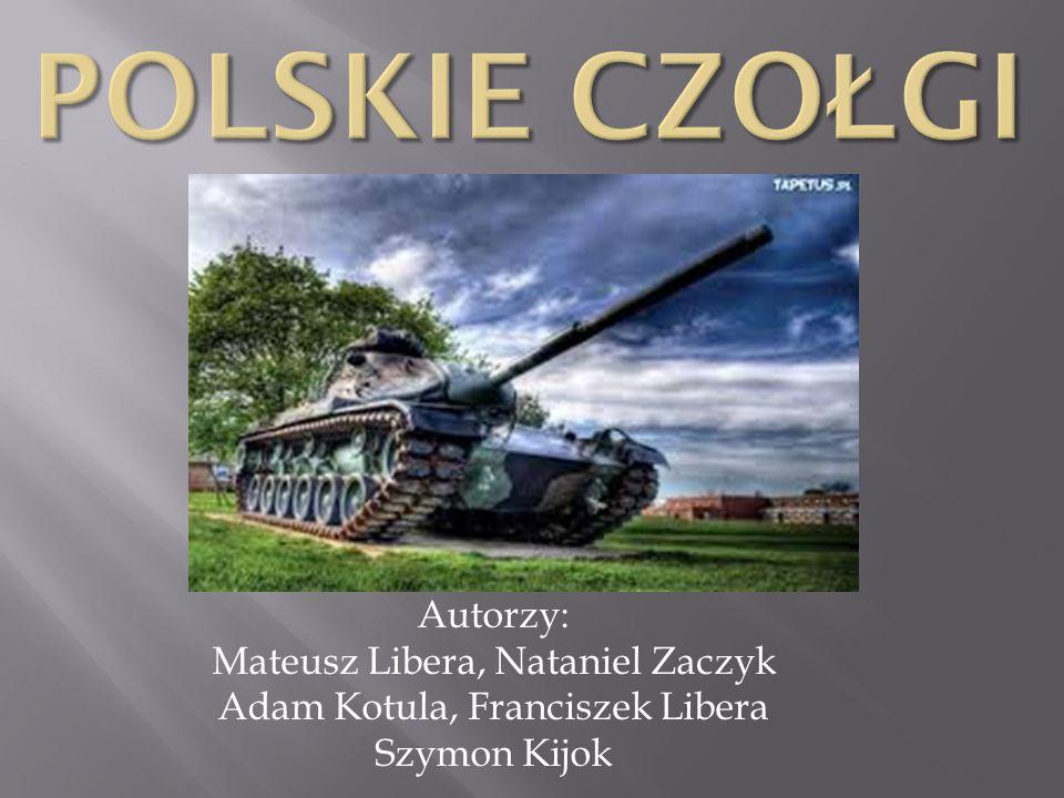 Autorzy: Mateusz Libera, Nataniel Zaczyk Adam Kotula, Franciszek Libera Szymon Kijok